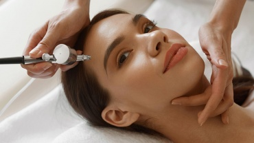 Oxigenoterapia facial - My Angel Star